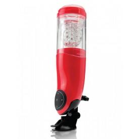Автоматический мастурбатор-ротик с подсветкой Mega-Bator Mouth